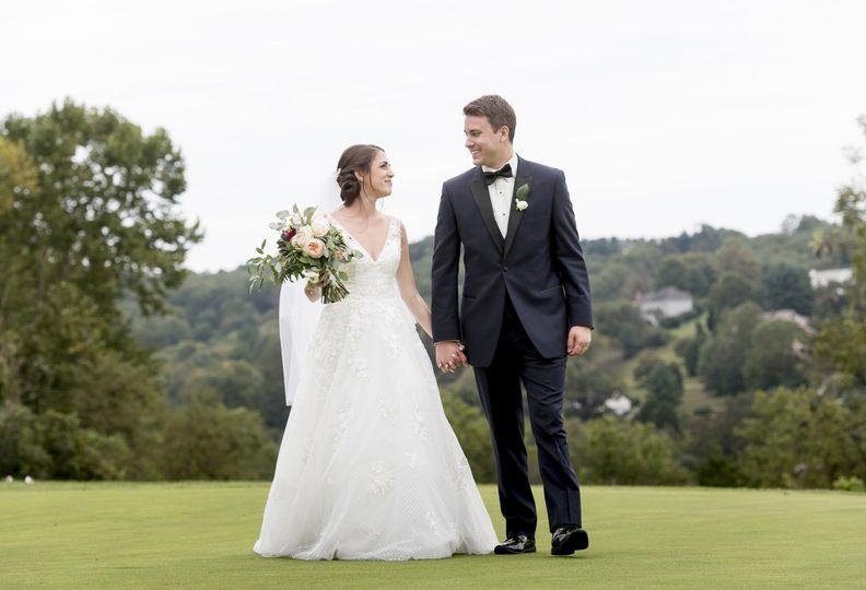 Bride and groom | Lauren Fisher Photography