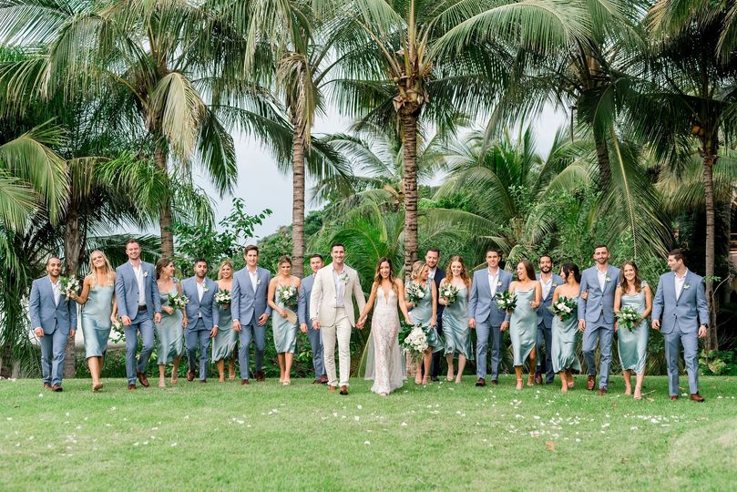 Tropical Chic Wed in Sayulita