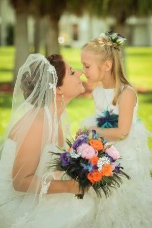 Tmx 1376424165438 Bride  Flower Girl.jpg Sm Oldsmar, Florida wedding florist