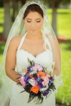 Tmx 1376424557327 Bride  Bouquet.jpgsm Oldsmar, Florida wedding florist