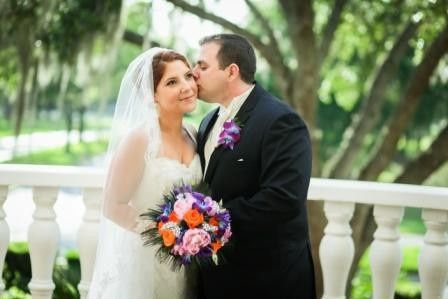 Tmx 1376424603098 Bride  Groom.jpgsm Oldsmar, Florida wedding florist