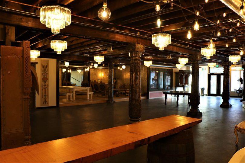 Pinterest room across from mobile bar