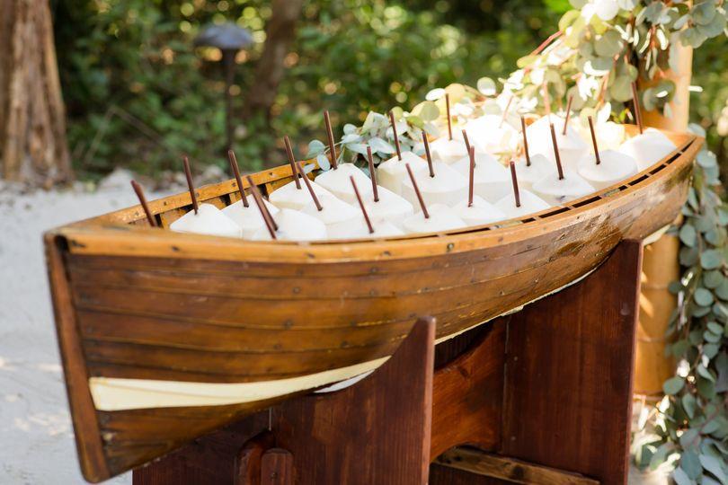 Coconut Canoe