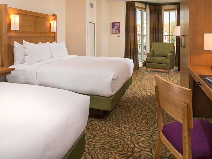 Tmx 1469734757590 Inn At Swarthmore   Guestrooms   Double Queen Swarthmore, Pennsylvania wedding venue