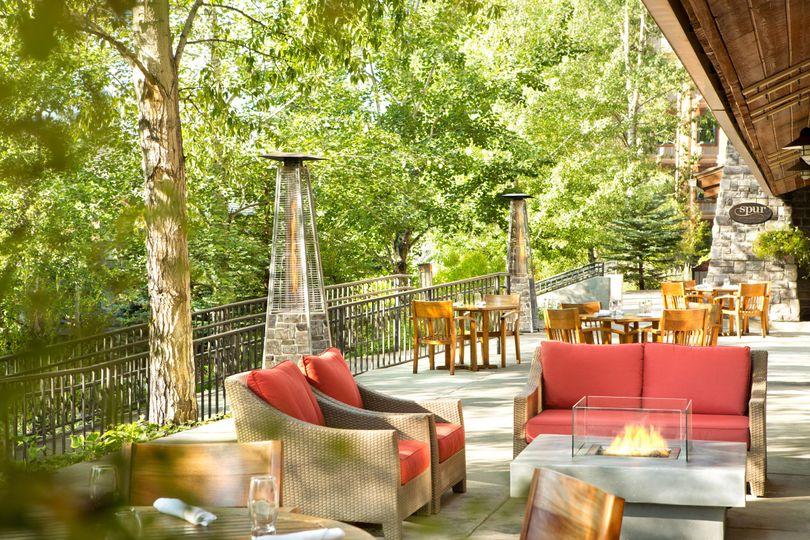 spur restaurant bar patio