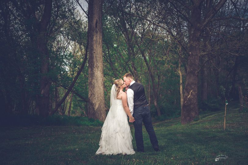 Couples portrait.Photo by Crooked River Farm Photography LLC