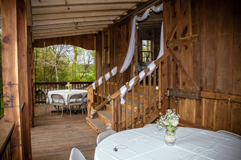 Crooked River Farm barn. Photo by Crooked River Farm Photography LLC