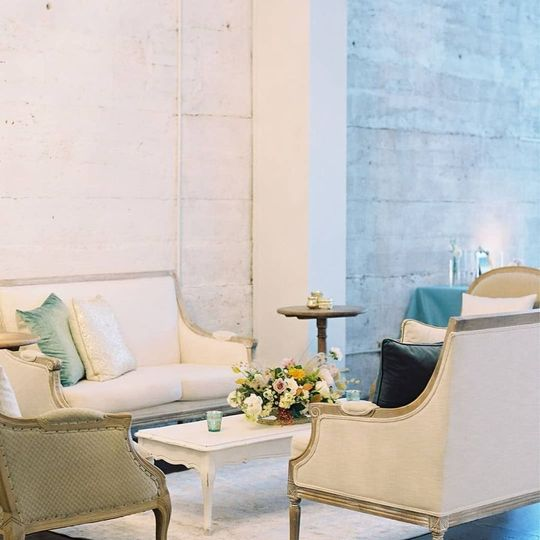 French Country soft seating