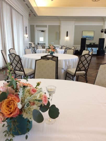 Atlantic Ballroom - The Beach Club, Sea Pines
