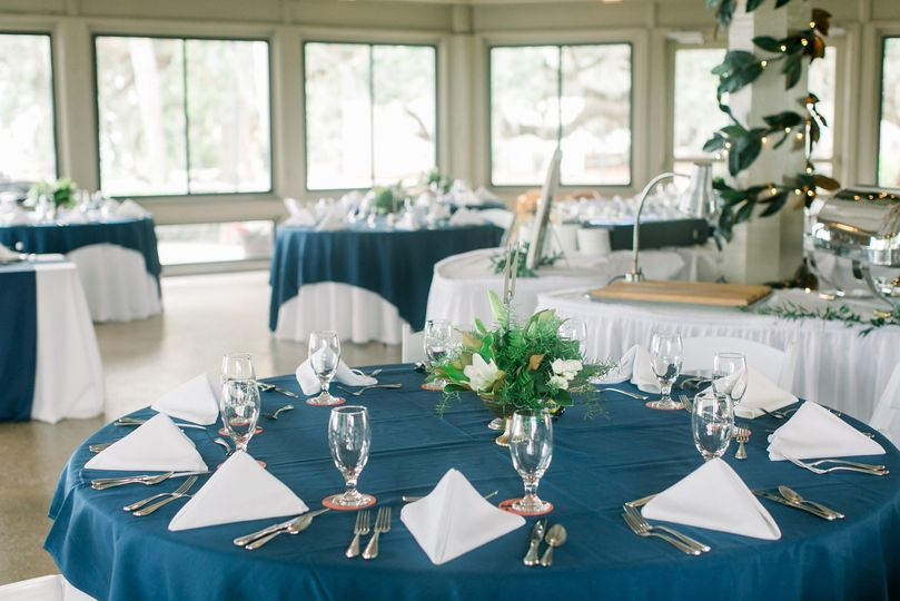 Reception Venue - Moss Creek Bostwick Pavilion - Hilton Head