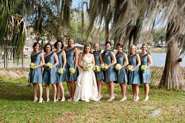 LulaKate maids from Bella Bridesmaid Jackson