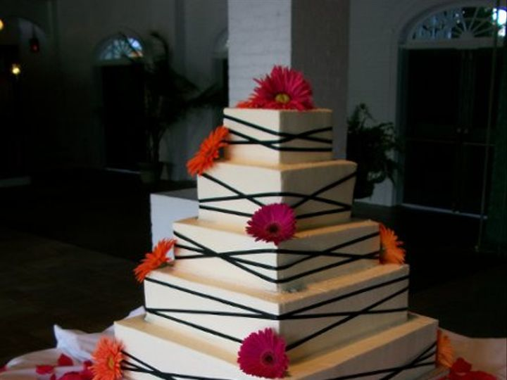 Tmx 1317650844668 1000098 Cincinnati, Ohio wedding cake