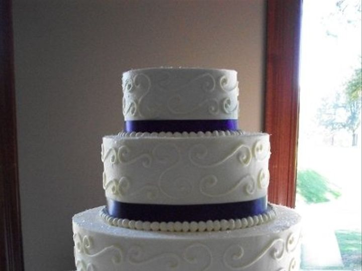 Tmx 1317664602408 20080621Newcakes12070298 Cincinnati, Ohio wedding cake