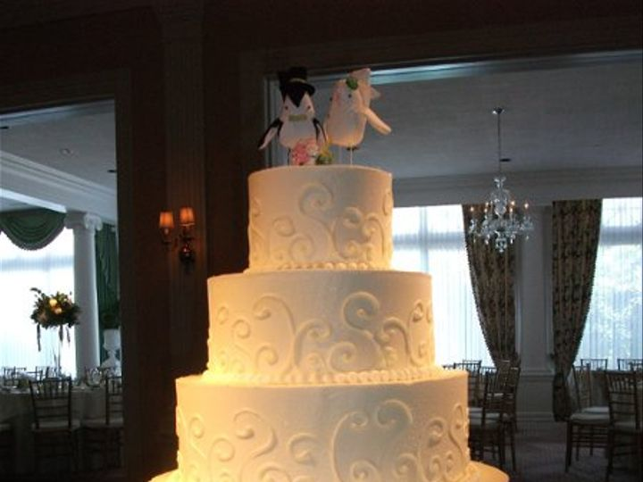 Tmx 1317665119499 20101205Newcakes12080138 Cincinnati, Ohio wedding cake