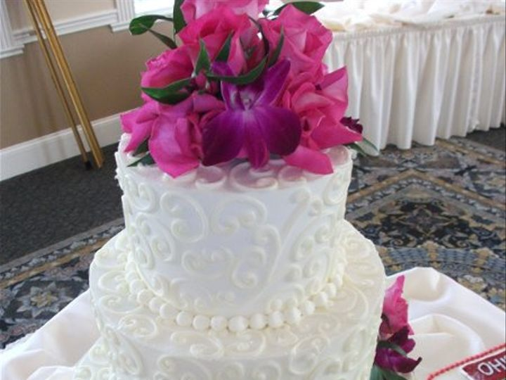Tmx 1317665491090 20101205Newcakes12080199 Cincinnati, Ohio wedding cake