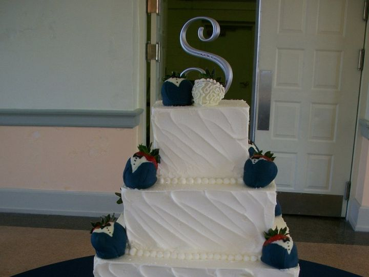 Tmx 1341336642646 004 Cincinnati, Ohio wedding cake