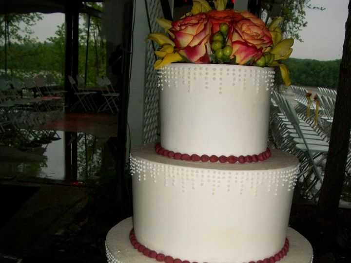 Tmx 1341336756225 022 Cincinnati, Ohio wedding cake