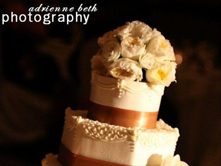 Tmx 1341337503724 MeganDrew0862 Cincinnati, Ohio wedding cake