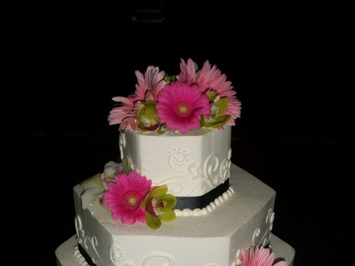 Tmx 1347908358106 1002334 Cincinnati, Ohio wedding cake
