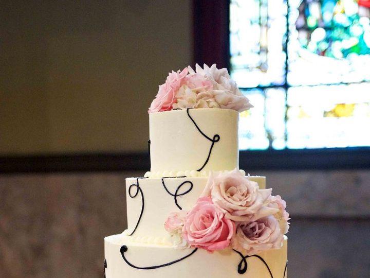 Tmx 1347908535725 DMH9972Erika51912SBBDanielMichaelCopy Cincinnati, Ohio wedding cake