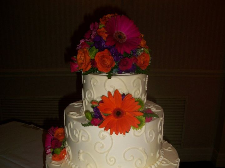 Tmx 1347909547883 1002450 Cincinnati, Ohio wedding cake