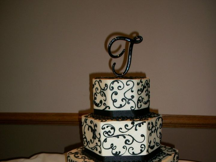 Tmx 1347909921064 Wc811028 Cincinnati, Ohio wedding cake