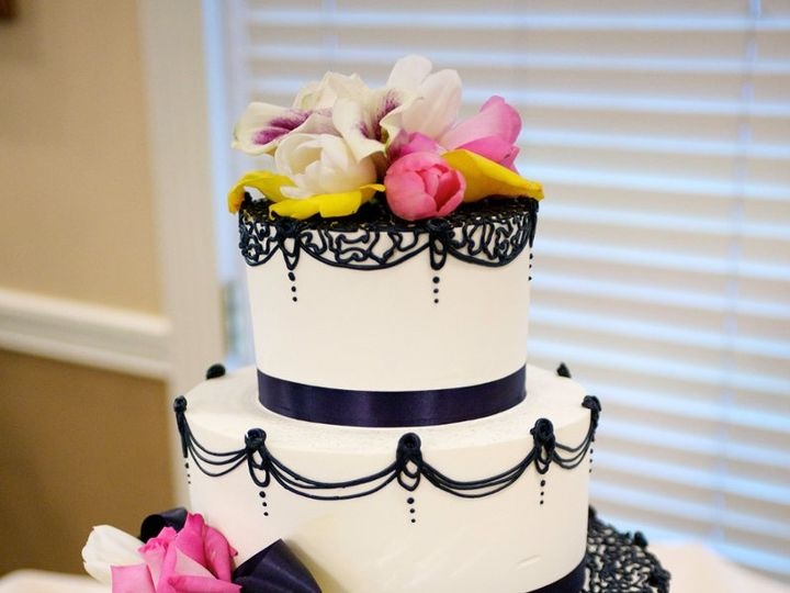 Tmx 1347910699574 DM18062DMI Cincinnati, Ohio wedding cake