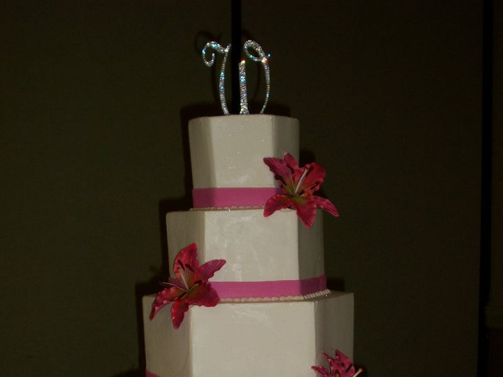 Tmx 1347912526304 1001299 Cincinnati, Ohio wedding cake