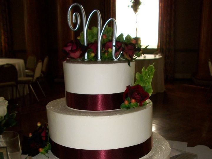 Tmx 1347912612341 1001498 Cincinnati, Ohio wedding cake