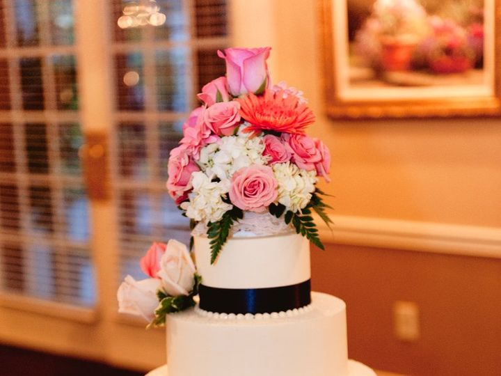 Tmx 1347912915799 Cake21MGeorgeMay2012SBBBambino Cincinnati, Ohio wedding cake