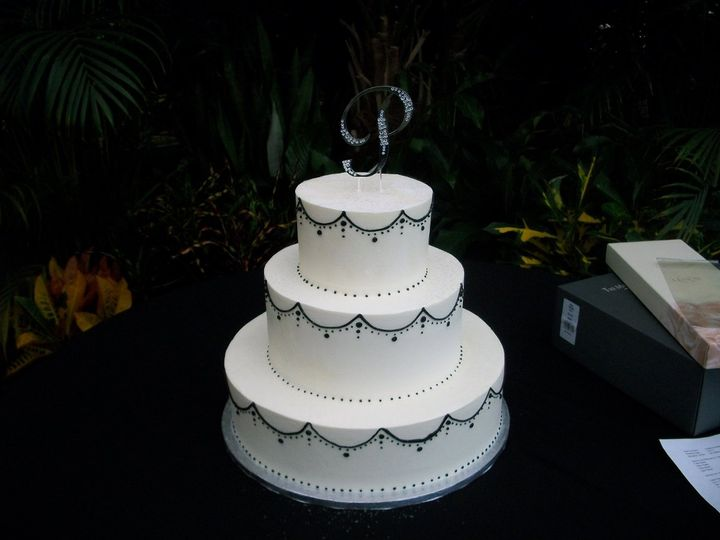 Tmx 1347918287178 1001470 Cincinnati, Ohio wedding cake