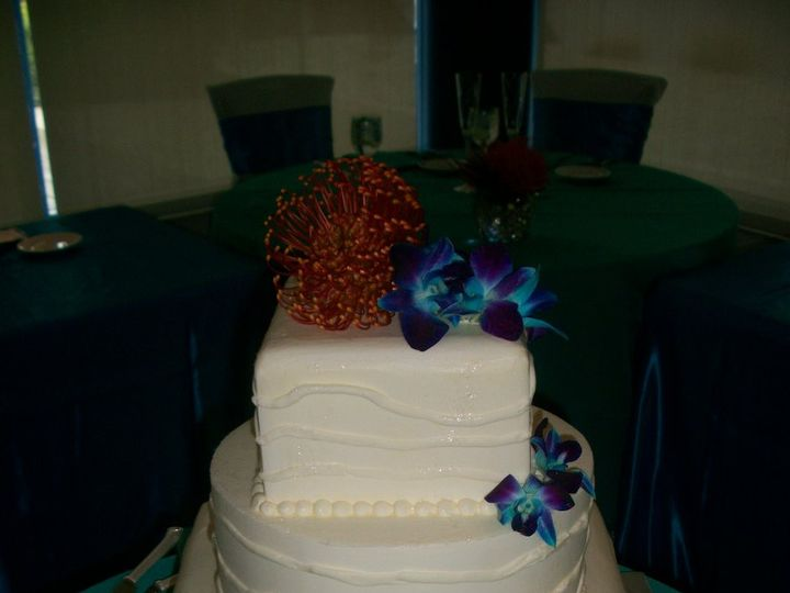 Tmx 1347918518814 1002036 Cincinnati, Ohio wedding cake