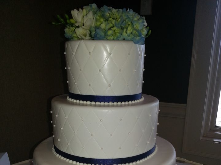 Tmx 1372170471153 526 Wc 5 Cincinnati, Ohio wedding cake