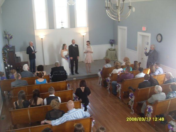 Tmx 1335791528381 LaurenandJonathansceremony Omro wedding venue