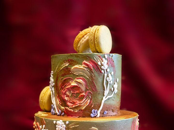 Tmx 180902 Vangoghcake 1 51 780852 1561484485 Providence, RI wedding cake