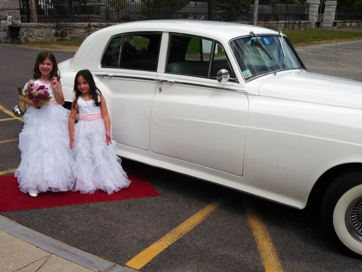 Tmx 1391014984333 Girls With The Roll Shrewsbury wedding transportation