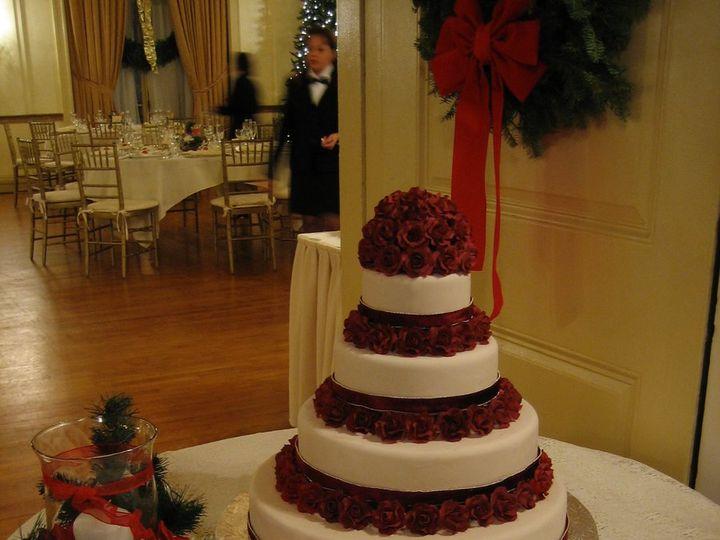 Tmx 1340336499089 IMG0541 Brooklyn wedding cake