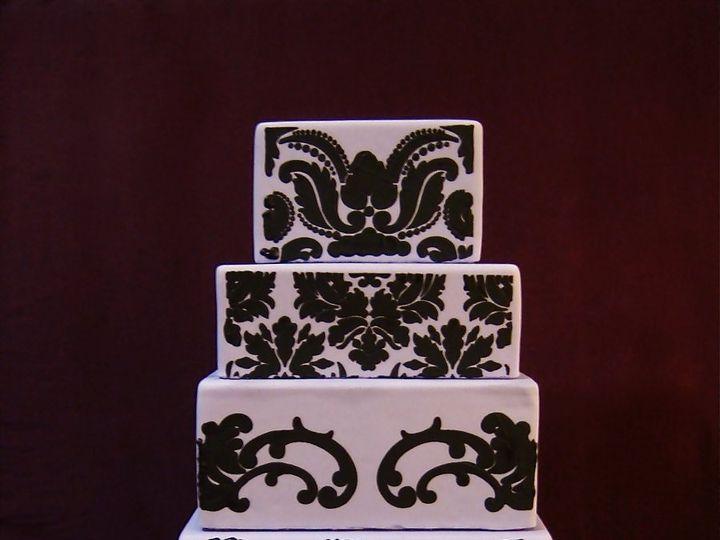 Tmx 1340336565202 IMG3174 Brooklyn wedding cake