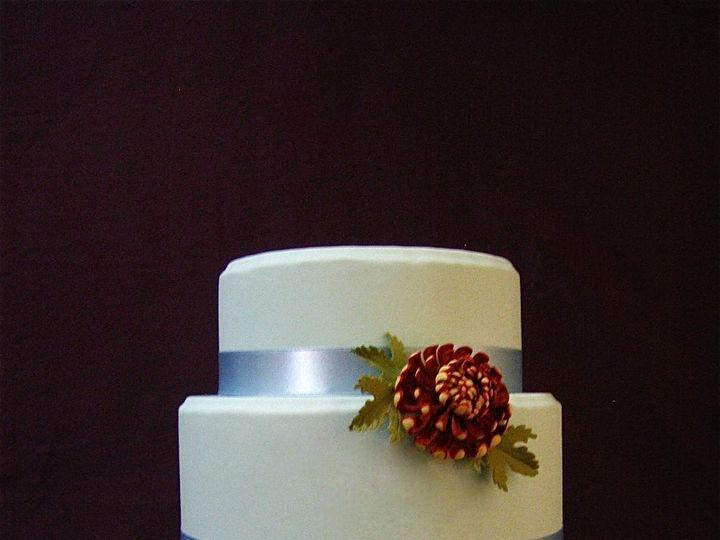 Tmx 1340336962458 IMG3158 Brooklyn wedding cake