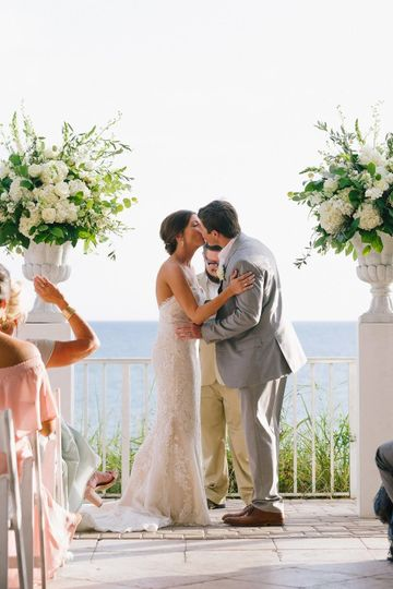 30A Wedding Kiss the Bride
