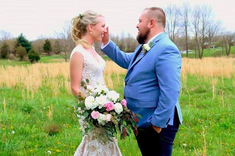 Kacie and jeremy wedding