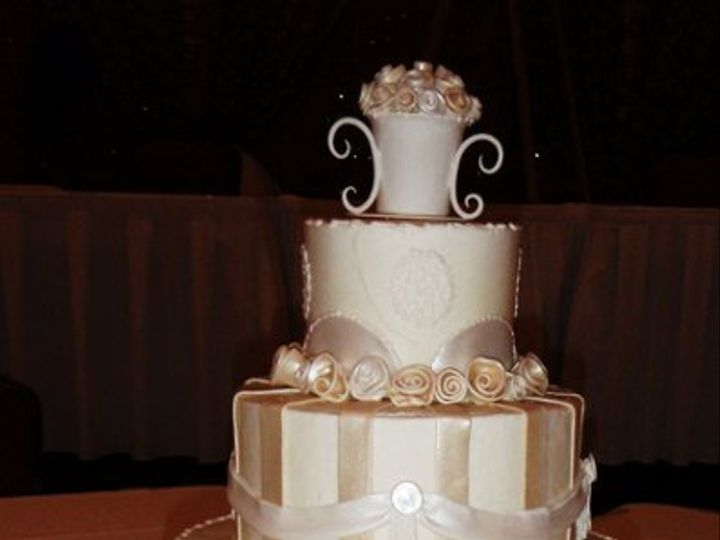 Tmx 1264010810327 102008TBS114 Nashville wedding cake