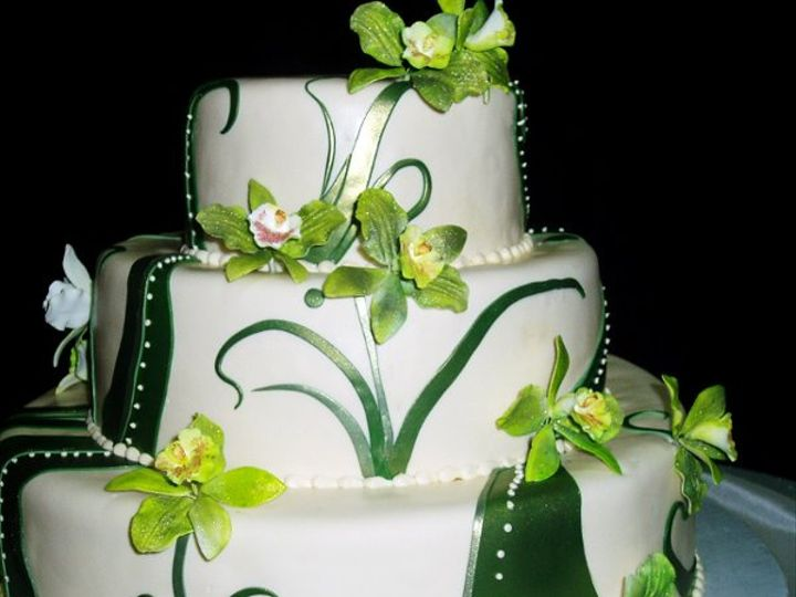 Tmx 1264011075764 TBS1 Nashville wedding cake