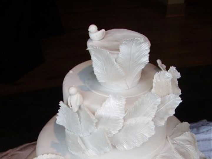 Tmx 1264011123967 Valentinecakes2009dispolays002 Nashville wedding cake