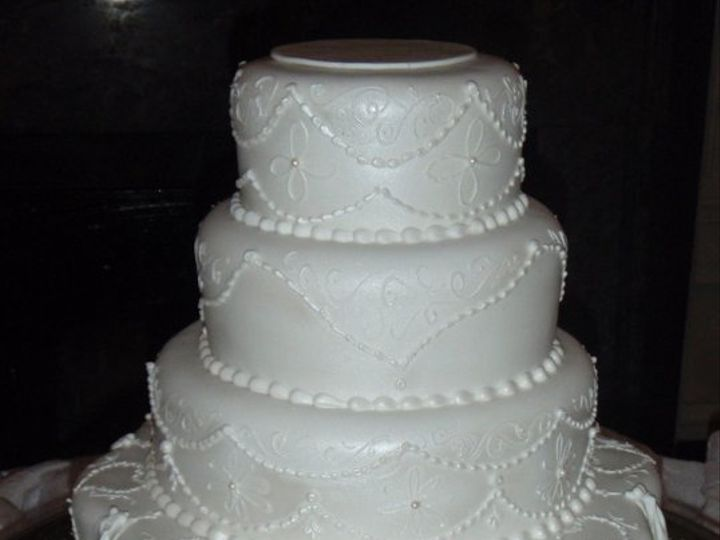 Tmx 1285010625290 P9180001 Nashville wedding cake