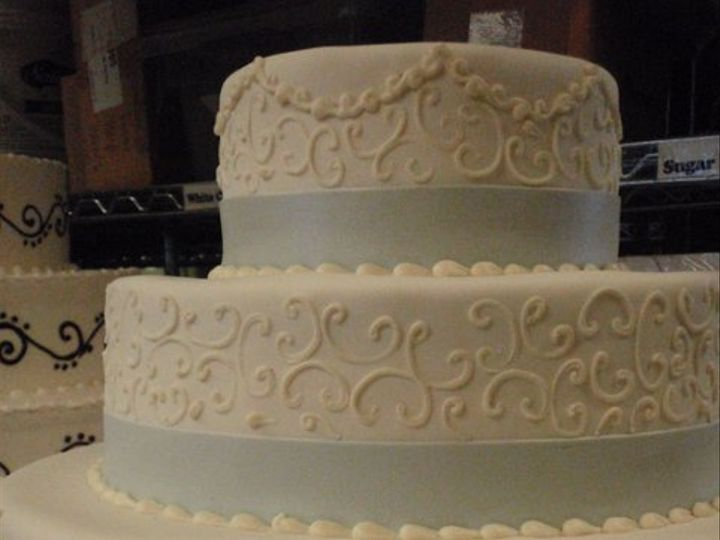Tmx 1285010695915 P9180016 Nashville wedding cake