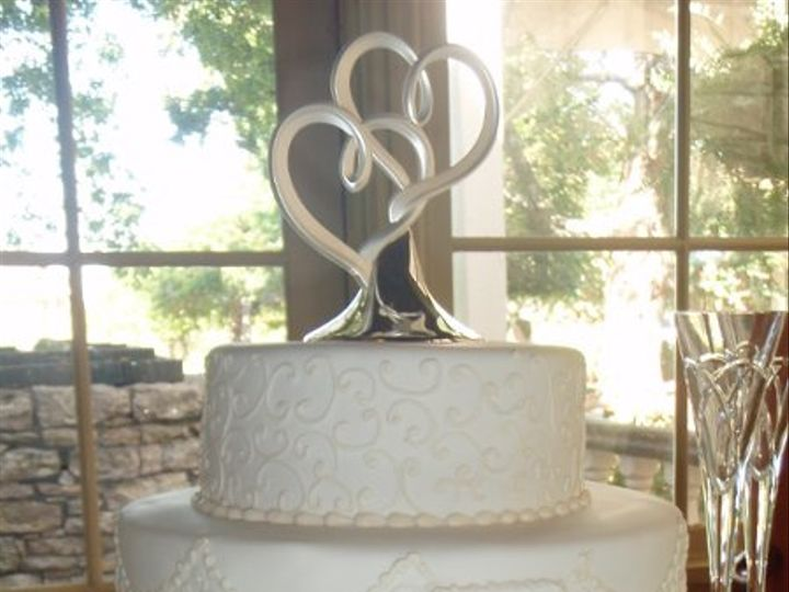 Tmx 1285010706524 P9180018 Nashville wedding cake
