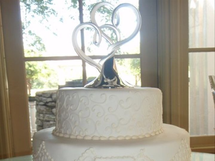 Tmx 1285010714477 P9180019 Nashville wedding cake