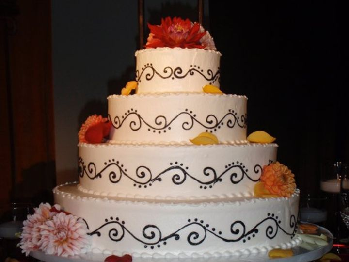 Tmx 1285010723196 P9180022 Nashville wedding cake