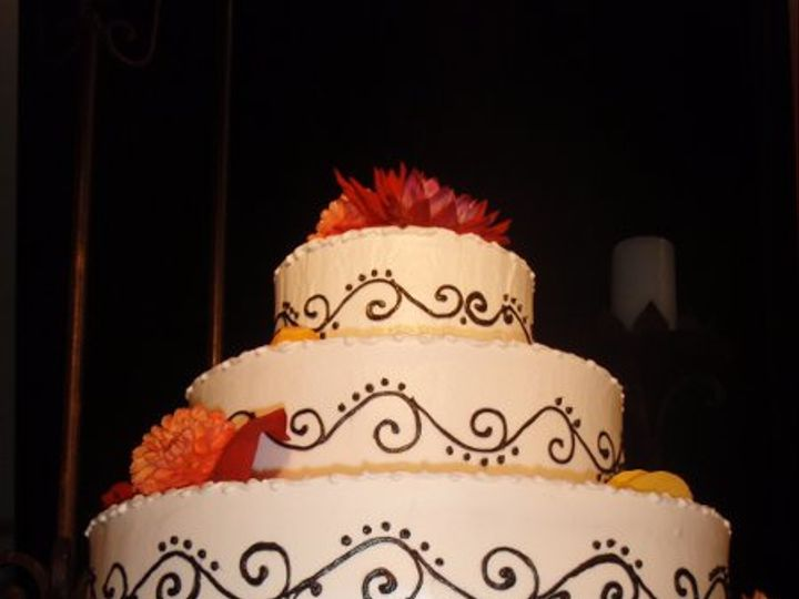 Tmx 1285010728696 P9180023 Nashville wedding cake